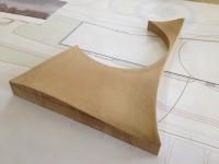 модель вакуумной формовки