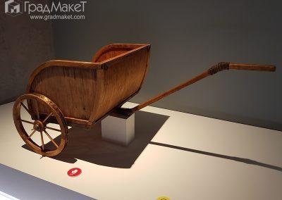 Макет Хеттская колесница